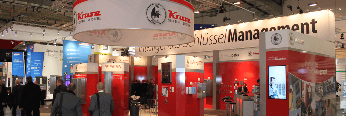 KRUSE Messestand