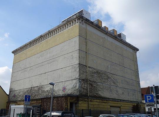 Ehemaliger Atomschutzbunker des Bundes in Bremen