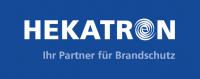 Logo Hekatron - Ihr Partner für Brandschutz